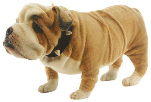 Hansa British Bulldog Plush Toy 25 Long by Hansa
