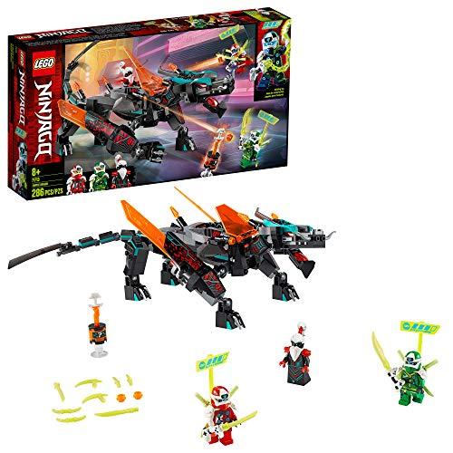 LEGO NINJAGO Empire Dragon 71713 Ninja Toy Building Kit New 2020 286 Pieces
