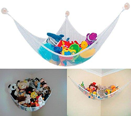Fanala Jumbo Toy Hammock Net Organize Stuffed Animals