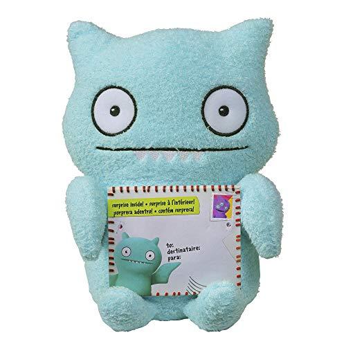 Hasbro Sincerely Uglydolls Warmly Yours Ice-Bat Stuffed Plush Toy Inspired by The Uglydolls Movie 8 Tall