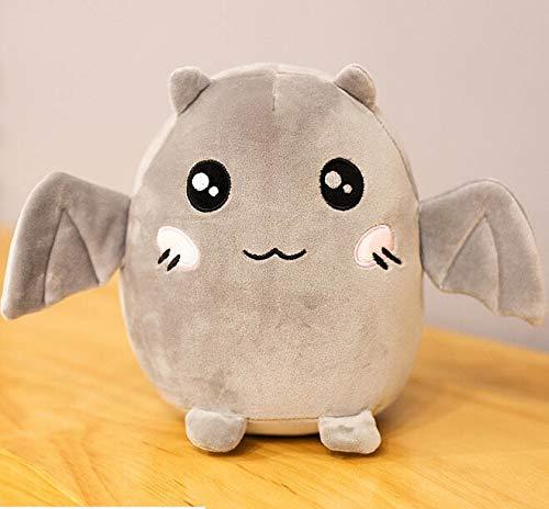 hhxiao Plush Toy 40cm Cute Lovely Creative Cartoon Bat Doll Batman Plush Toys Soft Pillow Cushion Home Decor Baby Kids Birthday Gifts
