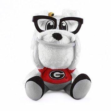 Fabrique Innovations NCAA Study Buddy Mascot Plush Toy Georgia Bulldogs
