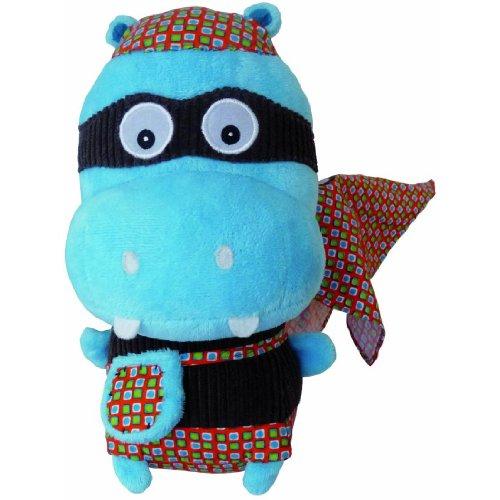 Ze Super Zeros Zipo The Hippo Plush toys