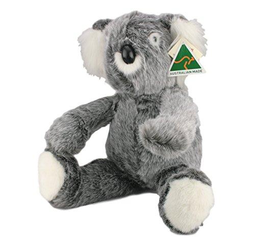 Australian Made Floppy Koala Stuffed Animal Plush Toy Large Grey