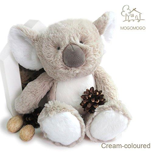 MOGOMOGO 29cm hand-made cute cream-coloured koalas plush toys