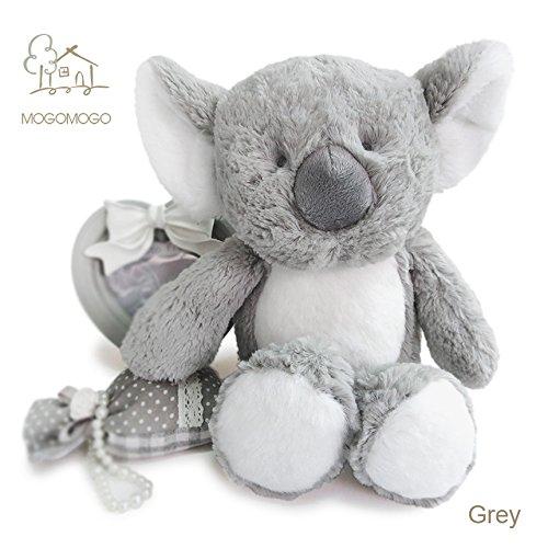 MOGOMOGO 29cm hand-made cute grey koalas plush toys