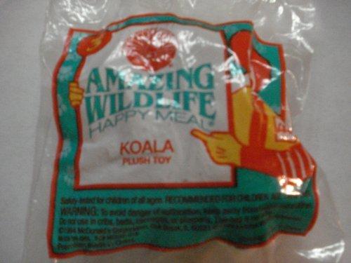 McDonalds 1994 Amazing Wildlife 3 Koala Plush Toy by McDonalds