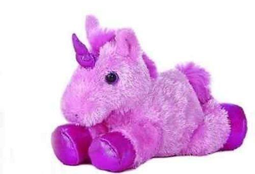 8 Pink Unicorn Plush Stuffed Animal Toy New