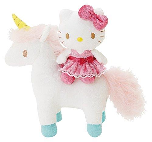 Hello Kitty Plush Soft Toy with Unicorn