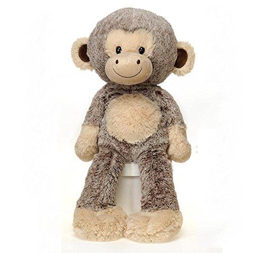 Fiesta Toys Fuzzy Folk Bean Bag 16 Monkey Harold Animal Plush