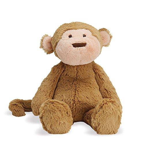 Manhattan Toy Lovelies Mocha Monkey Stuffed Animal 75