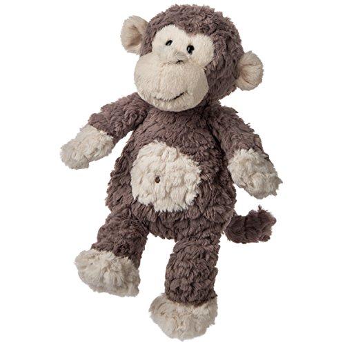 Mary Meyer Putty Monkey Soft Toy Grey