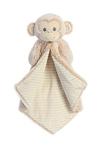 ebba Plush Cuddler Luvster Blanket Marlow Monkey Toy Brown