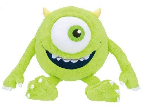 Stuffed Monsters hug size microphone
