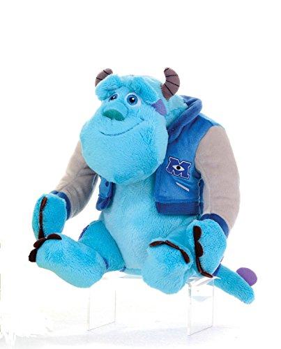 Disney Pixar Monsters Inc University Soft Toy Scully