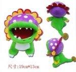 Super Mario Piranha Baby Plush 9