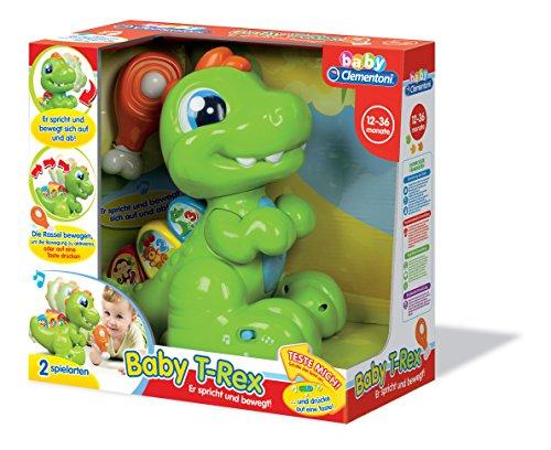 Clementoni Baby T-Rex Toy