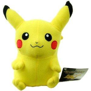Large Pokemon Plush - Pikachu Plush Toy - 16 Inch Pikachu Doll
