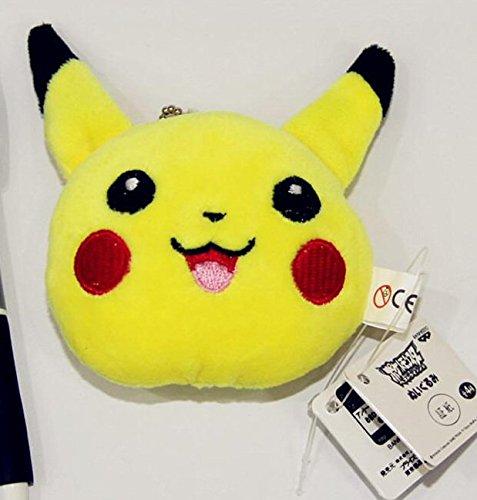 Pikachu Plush Toy - Pokemon Go - Keychain Party Favor