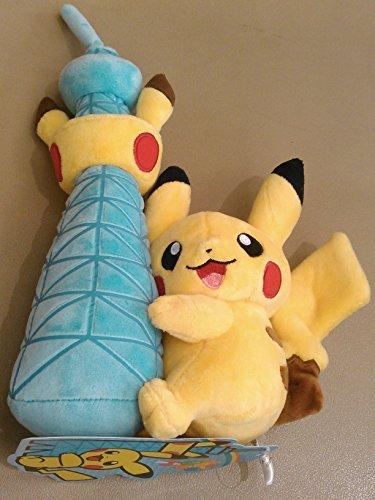 Pokemon Center Tokyo Sky Tree Town Pikachu Plush Toy