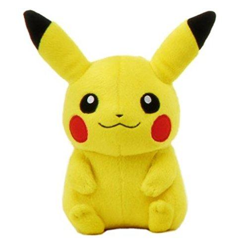 Uoone12 Large Pokemon Pikachu Figure Plush Doll Toy A Warmful Birthday Gift for Kid