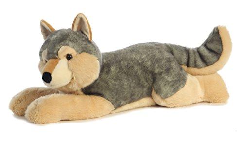 Aurora World Super Flopsie Wolf Plush