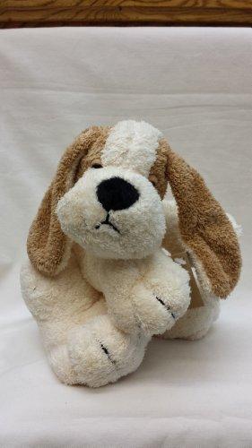 Ultra Soft Cuddly Plush Toy Big Foot Lazy Hound Puppy Dog 11 Inches Stuffed Animal