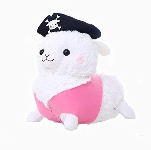 Innova Global Cute Pirate Sheep Plush Toy Stuffed Plush Doll Kids Girl Baby Birthday