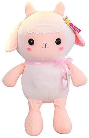 Loffer1 New Little SheepPlush ToysCute amollieChildrens Birthday PresentsSheep Pillow Dolls 30cm Sheep Xiaomei