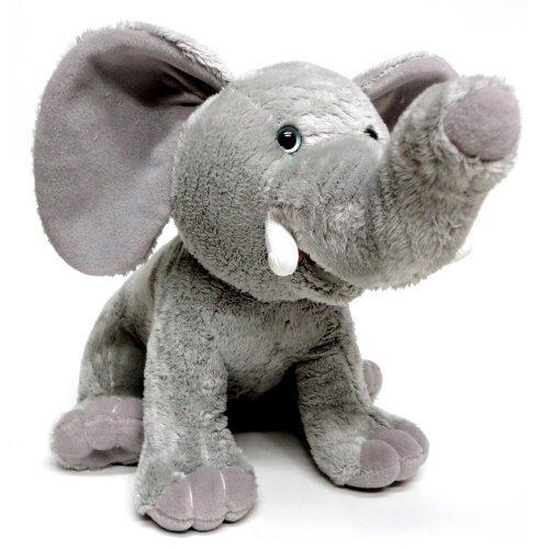 Tusker the Talking Elephant 10 Animated Educational Plush Toy