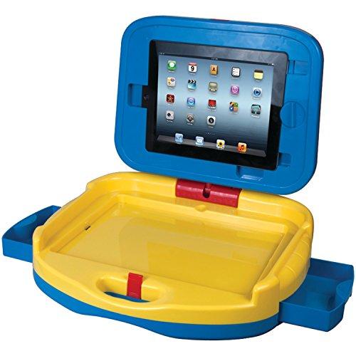 CTA iPad with Retina DisplayiPad 3rd GeniPad 2 Kids Drawing Activity Case - Retail Packaging - Blue