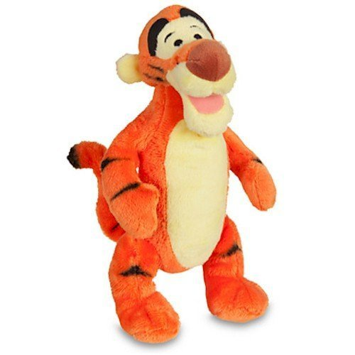 Disneys Winnie the Pooh and Friends Mini Bean Bag Tigger Plush Toy -- 7 H by Winnie the Pooh