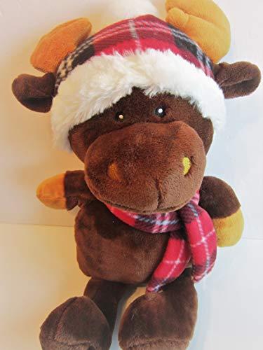 WISHPETS 13 Moose Bear Snowman Plush Toy