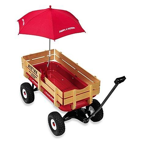 Radio Flyer Wagon Umbrella by Radio Flyer