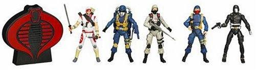 Hasbro GI Joe 25th Anniversary Cobra Legions 5-Pack