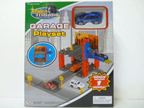 Garage Playset