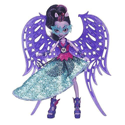 My Little Pony Equestria Girls Friendship Games Midnight Twilight Sparkle Doll