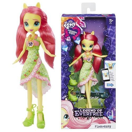 My Little Pony Equestria Girls Legend of Everfree Fluttershy Doll