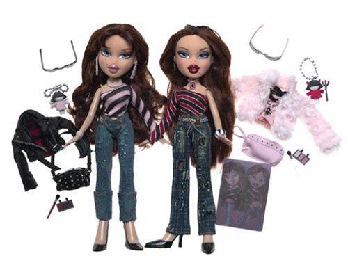 BratzTwiins Collector Dolls - Phoebe and Roxxi