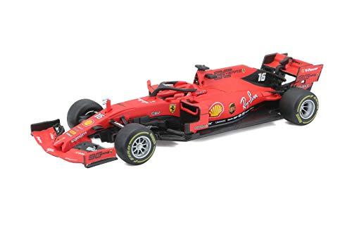 Model Car Sport 143 2019 Ferrari Formula 1 F1 SF90 16 Charles Leclerc Model CAR Boxed