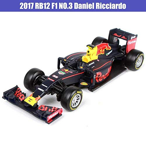 Model Car Sport Scale 143 Model Car Mercedes Farrari Red Bull Race 2019 Formula One F1 Diecast 9