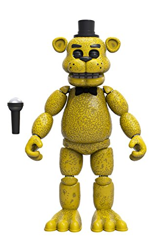 Funko Five Nights at Freddys Articulated Golden Freddy Action Figure 5