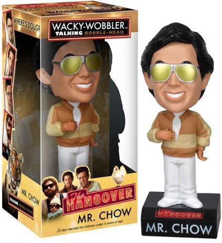 Brybelly Holdings TFNK-56 The Hangover Mr Chow Wacky Wobbler Bobble-Head