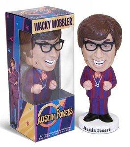 Funko Austin Powers Wacky Wobbler Bobblehead
