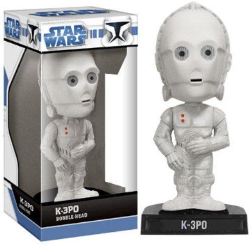 K-3PO Wacky Wobbler Bobblehead