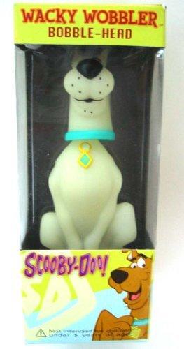 Scooby-Doo Glow in the Dark Wacky Wobbler Bobble Head
