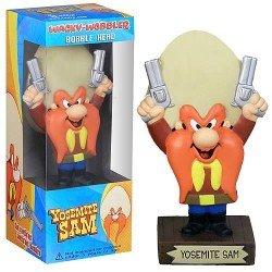 Yosemite Sam Wacky Wobbler Bobblehead by Funko