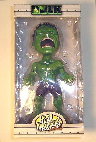 Hulk Headknockers 8 Tall Bobble Head by Neca