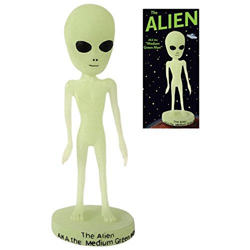 Alien Glow-in-the-Dark Collectible Bobblehead