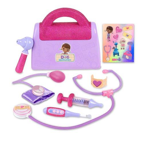 DOC Mc Stuffins Doctors Bag Set 6 Pieces